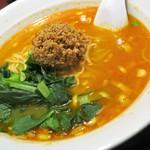 唐庄酒家 - タンタン麺・(大盛)