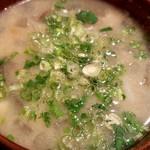 花膳 - 納豆汁