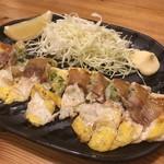 なんちゃっ亭 - とん平焼610円