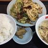 珍来 浦安店 - 料理写真:回鍋肉定食\900