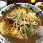 食香閣 - 特製刀削麺