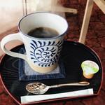草津ビジターセンター お休み処 いろどり - ドリンク写真:☆コーヒー☆