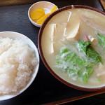 みそ汁亭 秀 - 料理写真: