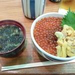 10165361 - ウニイクラ丼
