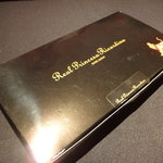 レアル プリンセサ・リカルディーナ 磯上邸 - ☆お箱はブラックで素敵です(^^ゞ☆