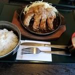 ゆうたく - 十勝トンテキ定食(税込1,000円)