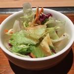 ぎゅう丸 - サラダ
