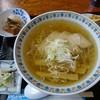 Shuminomise - 料理写真:手打ラーメン700円