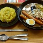 スープカレーハウスしっぽ - 料理写真: