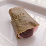 亀屋 - さくら餅 172円