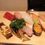 ゆき寿司 - 料理写真:「デラ吟」2500円