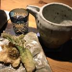千寿 竹やぶ - 日本酒にシフト