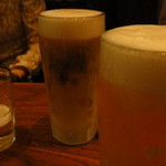 10166968 - グラスまで冷えた生ビール