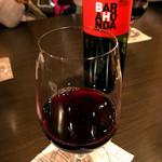 cafe&diner PLUTO - 赤ワイン(ボトル)