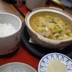八千代寿司 - 料理写真:がんがん鍋