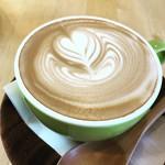 カフェ チョコッティー - カフェラテ