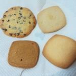 ステラおばさんのクッキー - 買ったクッキー