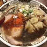 すごい煮干ラーメン凪 - 料理写真: