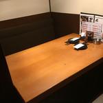 たくみ - テーブル個室