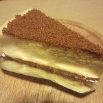 パパジョンズ - ニューヨークチーズケーキ 575円