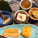 日本料理 大坂ばさら - 車八寸