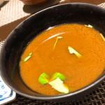日本料理 大坂ばさら - 赤出汁