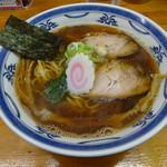 にぼし屋 - 料理写真:中華そば 700円