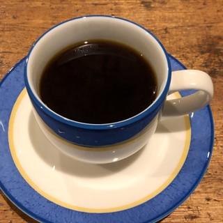 バル デルマル - コーヒー