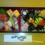 10168092 - 特上ちらし寿司