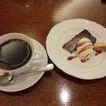 パパ・ダビデ - 定番 ホットコーヒー