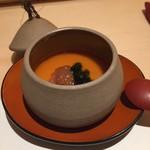 鮓処 ひろ志 - 茶碗蒸し