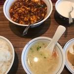101684487 - 陳麻婆豆腐(ランチ)