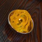 インドレストラン バーワルチー - ランチビュッフェ(1,000円)の『ジャレビ』