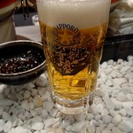 101685776 - 生ビール(クラシック)550円