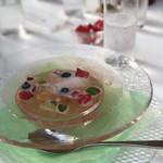 カフェ チューン - 料理写真:睡蓮。