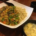 上海亭 - 特製東北あんかけ麺