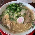 まるだい - 料理写真:中華そばヾ(^。.^*)¥700円