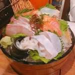 浜焼酒場 海鮮太郎 - 小宝盛り