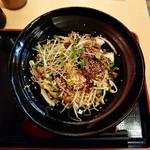 101689772 - ユーポービャンビャン麺 800円
