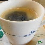 モスバーガー - ちゃんとコーヒー