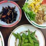 銀杏メトロ食堂 - ひじきさんを食べちゃお♪