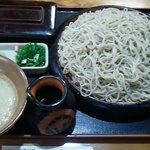10169545 - せいろ蕎麦(自然薯)