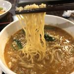 唐居 - 坦々麺麺リフト