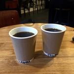アライズ コーヒー エンタングル - ドリンク写真:GUATEMALA・PHILIPPINE