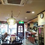 レストランカフェ グレース - 内観