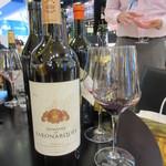 ワールド ワイン バー - 後半は赤ばかり試飲…