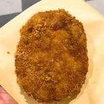 デイリークック - 【2018年11月】鶏メンチカツ@120円、購入。