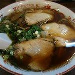 七福 - ラーメン(醤油)