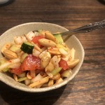 アジアンキッチン ネパラヤ - アテに最適♪マサラピーナツ