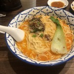 アジアンキッチン ネパラヤ - 担々麺